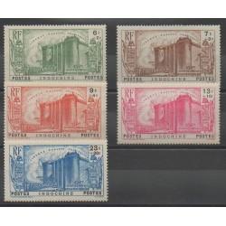 Indochine - 1939 - No 209/213