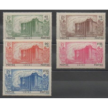 Inini - 1939 - No 31/35