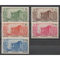 Dahomey - 1939 - No 115/119