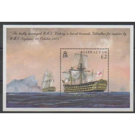 Gibraltar - 2005 - No BF65 - Navigation