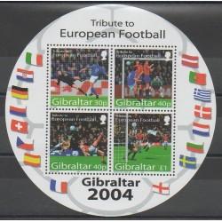 Gibraltar - 2004 - No BF51 - Football