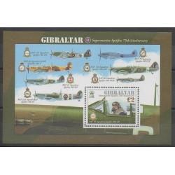 Gibraltar - 2011 - No BF104 - Aviation - Seconde Guerre Mondiale