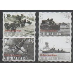 Gibraltar - 2004 - No 1084/1087 - Seconde Guerre Mondiale