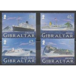 Gibraltar - 2005 - No 1132/1135 - Navigation