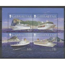 Gibraltar - 2005 - No BF67 - Navigation
