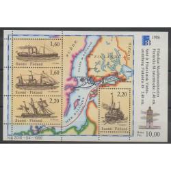 Finlande - 1986 - No BF2 - Navigation