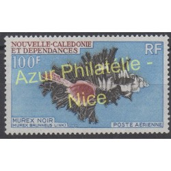 New Caledonia - Airmail - 1969 - Nb PA 105 - Shells