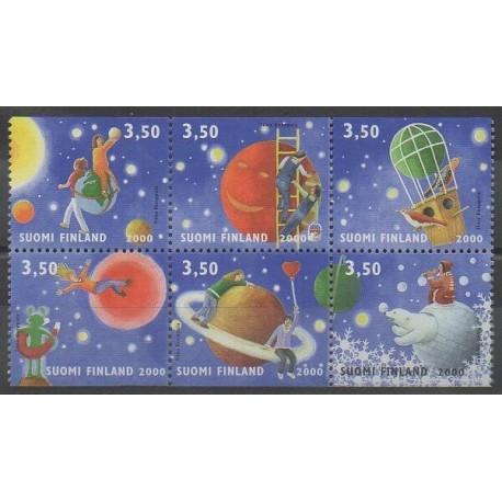 Finlande - 2000 - No 1477/1482