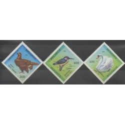 Belarus - 1994 - Nb 69/71 - Birds