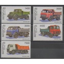 Biélorussie - 1998 - No 243/247 - Transports