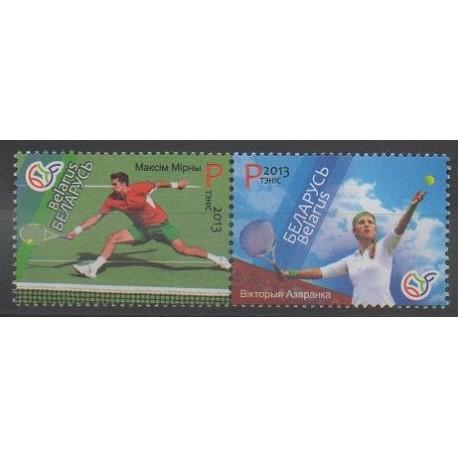 Biélorussie - 2013 - No 826/827 - Sports divers
