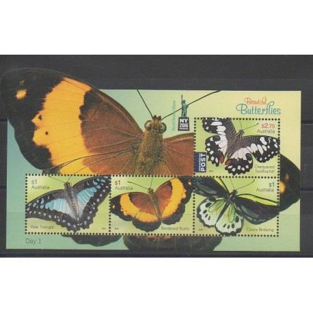 Australie - 2016 - No BF212 - Insectes
