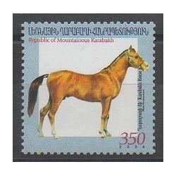 Arménie (Haut Karabagh) - 2005 - No 29 - Chevaux