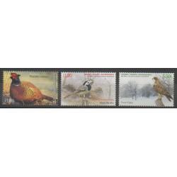 Arménie (Haut Karabagh) - 2013 - No 55/57 - Oiseaux