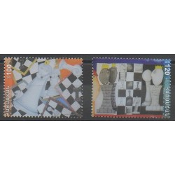 Arménie - 2013 - No 752/753 - Échecs