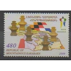 Arménie (Haut Karabagh) - 2009 - No 37 - Échecs