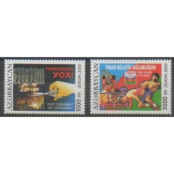 Azerbaïdjan - 2003 - No 460/461 - Europa