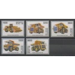 Biélorussie - 1998 - No 269/273 - Transports