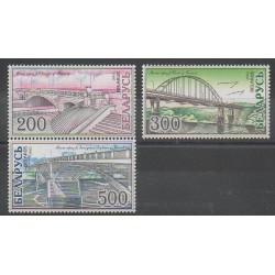Biélorussie - 2002 - No 429/431 - Ponts