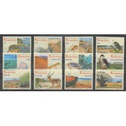 Namibie - 2007 - No 1097/1108 - Environnement - Animaux