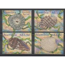 Namibie - 1998 - No 856/859 - Animaux marins