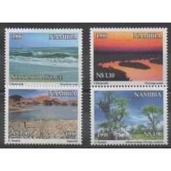 Namibie - 1998 - No 860/863 - Sites