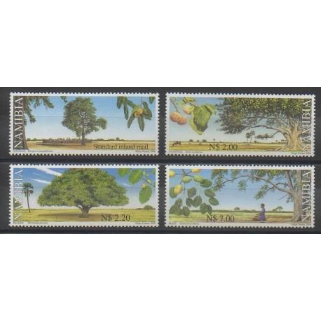 Namibie - 2000 - No 919/922 - Arbres - Fruits