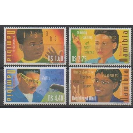Namibie - 2004 - No 1013/1016