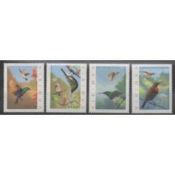 Namibie - 2005 - No 1039/1042 - Oiseaux