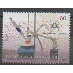 Macedonia - 2011 - Nb 565 - Science