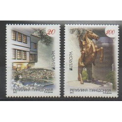 Macédoine - 2012 - No 603/604 - Europa