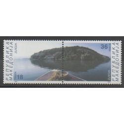 Macédoine - 2001 - No 225/226 - Europa