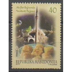 Macédoine - 2015 - No 703 - Religion