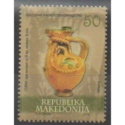 Macedonia - 2015 - Nb 695 - Art
