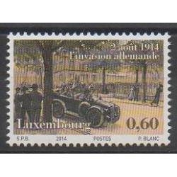 Luxembourg - 2014 - No 1964 - Histoire