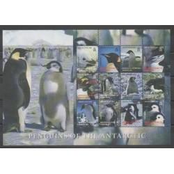 British Antarctic Territory - 2006 - Nb 419/430 - Sea animals - Mamals