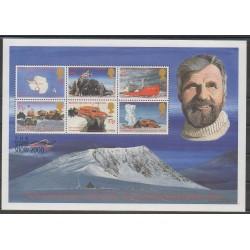 Grande-Bretagne - Territoire antarctique - 2000 - No 315/320 - Polaire