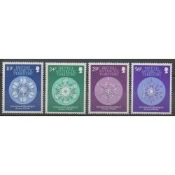 Grande-Bretagne - Territoire antarctique - 1986 - No 156/159 - Polaire