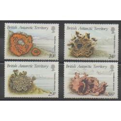 Grande-Bretagne - Territoire antarctique - 1989 - No 172/175 - Animaux marins
