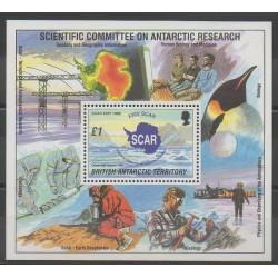 Grande-Bretagne - Territoire antarctique - 1996 - No BF2 - Polaire - Sciences et Techniques