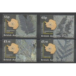British Antarctic Territory - 2008 - Nb 472/475 - Science