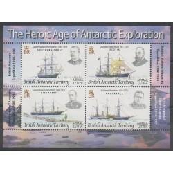 Grande-Bretagne - Territoire antarctique - 2008 - No BF13 - Navigation - Polaire