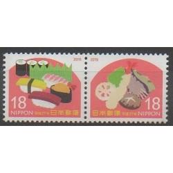 Japon - 2014 - No 6829/6830 - Gastronomie