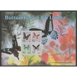 Sri Lanka - 1978 - No BF7 - Insectes