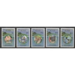 Cocos (Iles) - 1993 - No 275/279