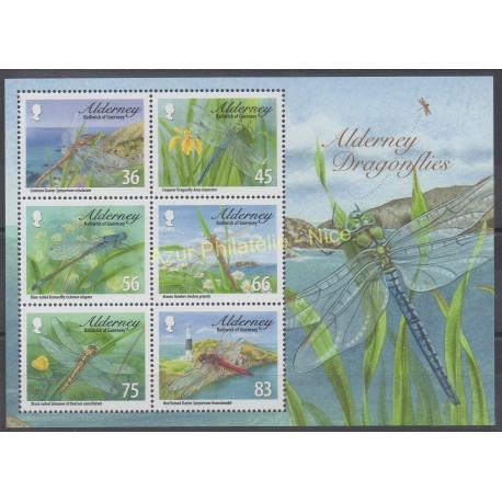 Aurigny (Alderney) - 2010 - No BF 24 - Insectes