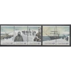 Australie - territoire antarctique - 2012 - No 200/204 - Polaire - Navigation