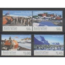 Australie - territoire antarctique - 2004 - No 157/160 - Polaire