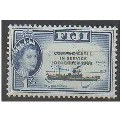 Fidji - 1963 - No 179 - Télécommunications