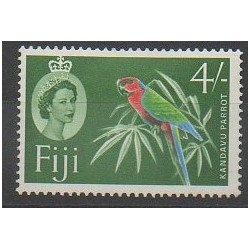 Fiji - 1961 - Nb 166A - Birds - Mint hinged